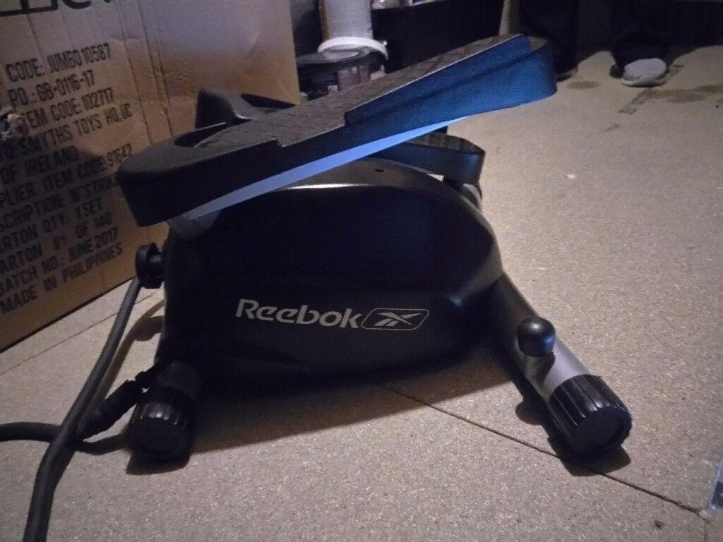 Reebok step machine