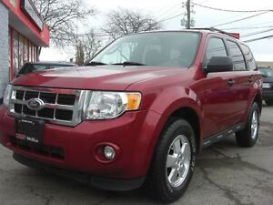 2012 Ford Escape XLT 4WD V6 *2 Year Warranty Incl.*
