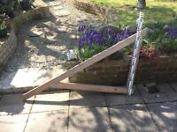Porch trusses