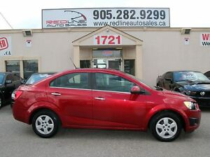 2013 Chevrolet Sonic WE APPROVE ALL CREDIT