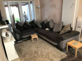 Sofalogy L-Shaped Sofa for sale. 15 Months old but been in storage for 12 months. Practically New