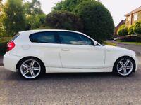 BMW 118D M SPORT 2.0 - vw golf scirocco audi a3 a4 320d mercedes coupe astra focus mini civic gtd