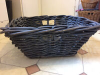 Wicker Ikea Basket