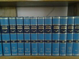 Encyclopedia in good condition