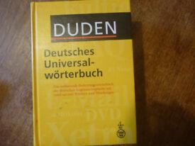 Duden Deutsches Universal- worterbuch