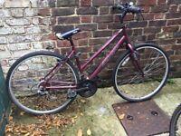 Ladies Apollo bicycle bike project £10