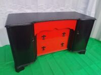 Vintage Chest of Drawers / Dresser - DELIVERY AVAILABLE