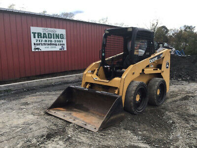 2010 John Deere 315 Skid Steer Loader Cheap