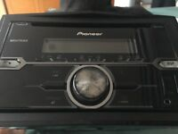 Aftermarket car stereo, Pioneer Mixtrax FH-X720BT