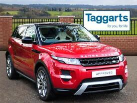 Land Rover Range Rover Evoque SD4 DYNAMIC (red) 2014-06-30