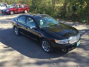 2008 Lincoln MKZ All wheel drive Only 92000 km