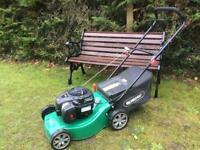 Petrol Lawnmower Briggs & Stratton seen little use