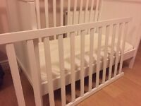 Ikea Cot\Bed