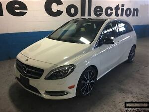 2013 Mercedes-Benz B-Class 250 Sports Tourer w/Sport's Pkg & Nav