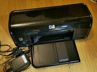 HP DeskJet D1660 Standard Inkjet Printer