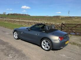 BMW Z4 3.0 Si Sport manual heated leather/memory M sport seats FSH 90k