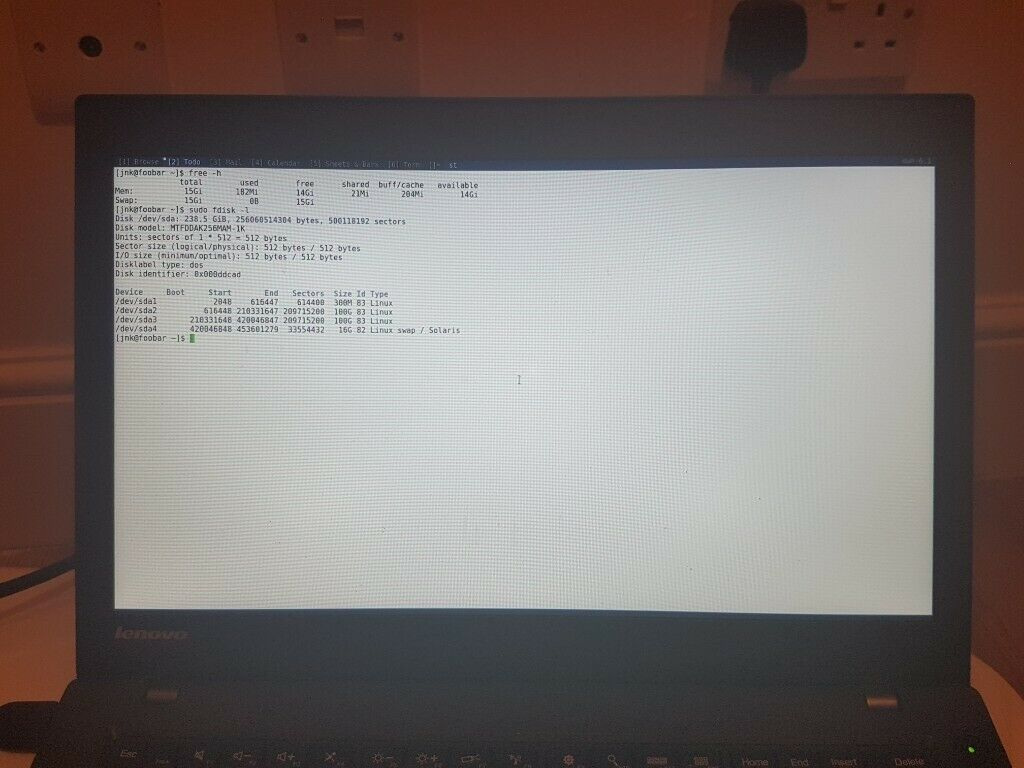 16GB T450 i5-5300U - Choice of operating system | in Hammersmith, London |  Gumtree