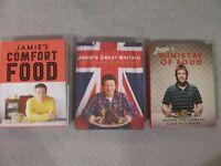 Jamie Oliver Cookery Books