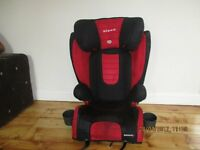 Diono Monterey 2 Expandable Group 2/3 booster car seat £50 ONO retail £120