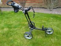 Easy Push Golf Trolley