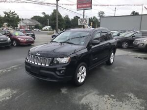 2014 Jeep Compass North 4x4(Only $109 bi weekly w/ $0 down, OAC)