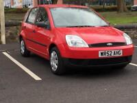 FORD FIESTA 2003(52 REG)*£599*LOW MILES*LONG MOT*SILVER*GREAT RUNNER*PX WELCOME*DELIVERY