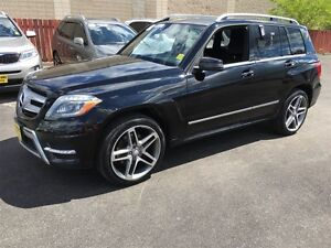 2013 Mercedes-Benz GLK-Class 250 BlueTec, Automatic, Leather, He