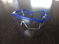 Safety Glasses with Neckstring