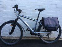 Boys Bicycle 24 inch BTwin Rockrider 5.2