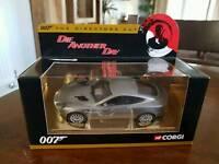 Corgi 007 Die Another Day Aston Martin V12 Vanquish model