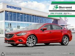 2014 Mazda MAZDA6 GT One Owner Local Lease!!