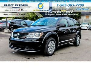 2017 Dodge Journey CANADA VALUE PACKAGE, 17 WHEELS, A/C, KEYLESS