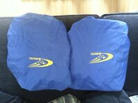 Subaru world rally team high quality seat covers