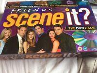Friends scene it DVD game