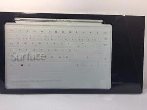Microsoft Touch Cover Keyboard for Surface French Layout- White