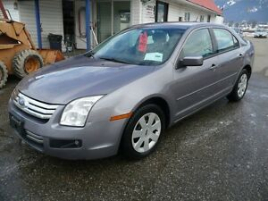 2007 Ford Fusion SE LOW KM