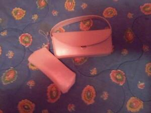 pink eyeglass carrying case London Ontario image 1
