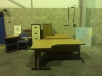 Office furniture for sale! Must go by Tuesday 13th of Dec!