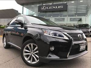 2015 Lexus RX 350 Sportdesign AWD Navi Backup Cam Leather Sunroo