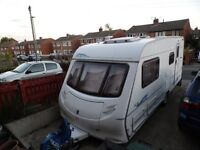 caravan ace aristocrat 520 2004 4 berth