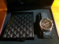 Watch and wallet sets
