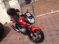 CBF 125 61 Reg as new mint 900 Mls