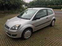 FORD FIESTA 2007 DIESEL 1.4 1 YEAR MOT DRIVES THE BEST NEW SHAPE FACE LIFT MODEL
