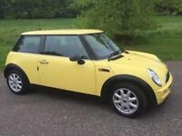 Mini one 53 plate 73,000 miles mot and service history