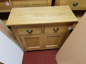 Westminster small sideboard - Oak
