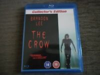 The Crow Collectors Edition Blu Ray