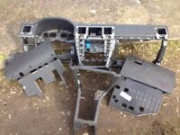 VAUXHALL VECTRA LEFT HAND DRIVE DASHBOARD 2004