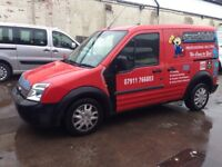 07 FORD CONNECT T200 SWB VAN *NT TRANSIT/VW CADDY T5/VAUXHALL CORSA COMBO* MAY SWAP PX CAR