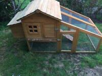 SOLD. Guinea pig/ rabbit hutch SOLD