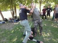 Systema martial art training
